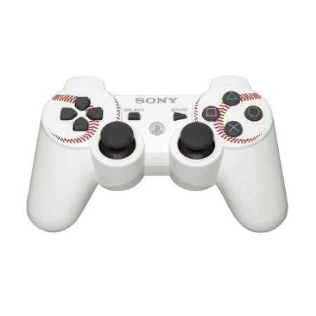 Controle Sony Dualshock 3 MLB 11 The Show Edition - PS3