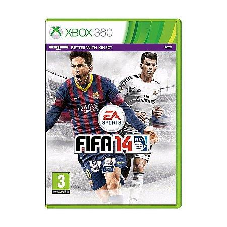 Jogo Fifa 14 - Xbox 360