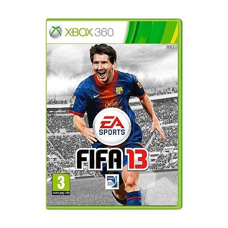Jogo FIFA 13 - Xbox 360