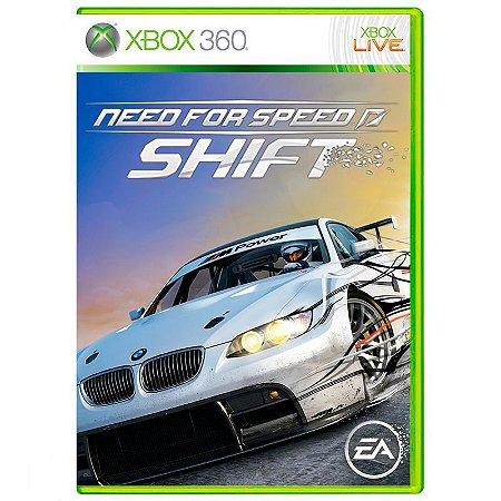 Jogo Need for Speed: Shift - Xbox 360