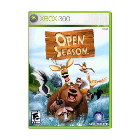 Jogo Open Season - Xbox 360