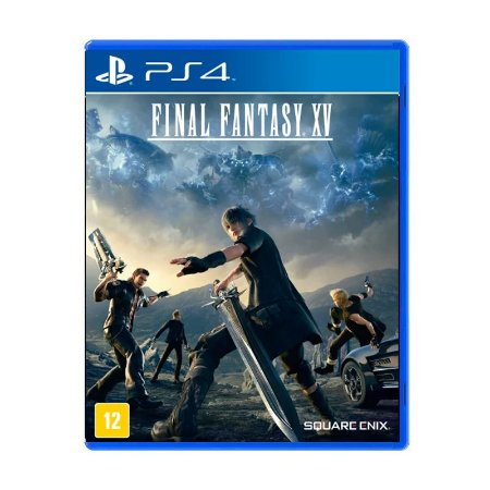 Jogo Final Fantasy XV - PS4