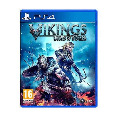 Jogo Vikings: Wolves of Midgard - PS4