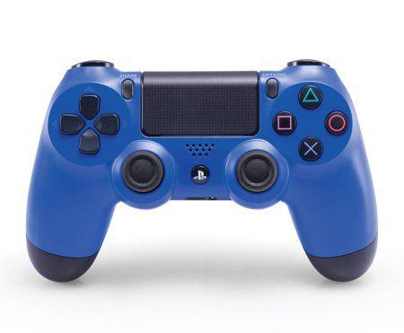 Controle Sony Dualshock 4 Azul - PS4