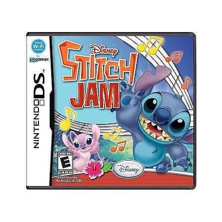 Jogo Stitch Jam - DS