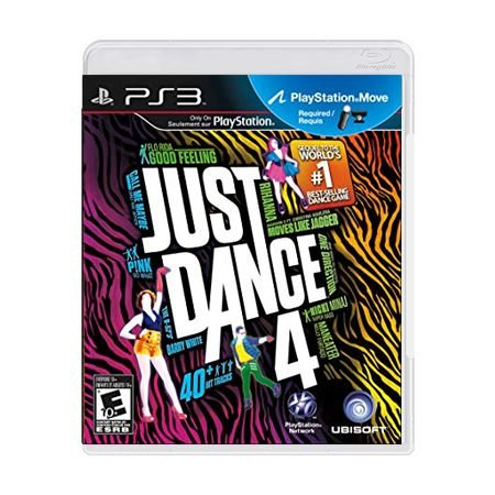 Jogo Just Dance 4 - PS3