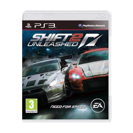 Jogo Need for Speed Shift 2: Unleashed - PS3