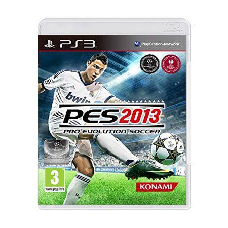 Jogo Pro Evolution Soccer 2013 - PS3