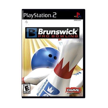 Jogo Brunswick Pro Bowling - PS2