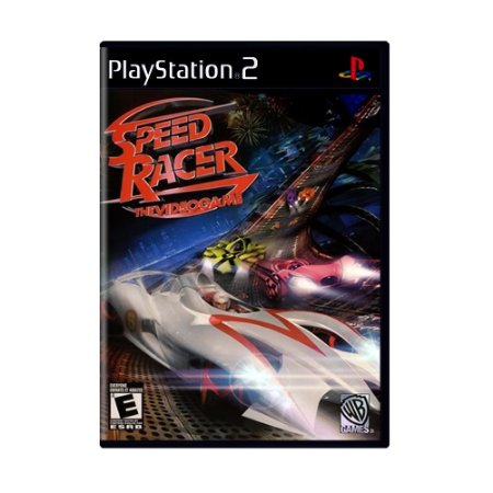 Jogo Speed Racer - Ps2