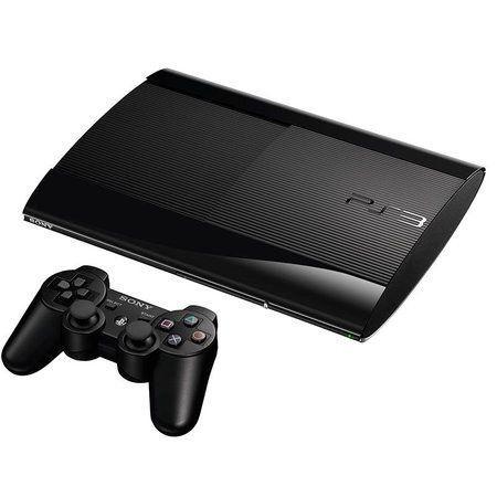 Console PlayStation 3 Super Slim 500GB - Sony