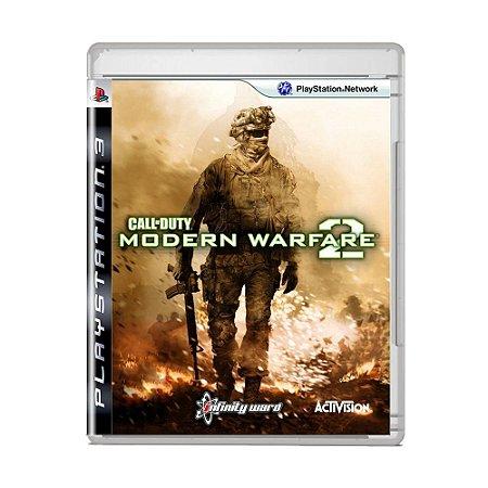 Jogo Call of Duty Modern Warfare 2 - PS3
