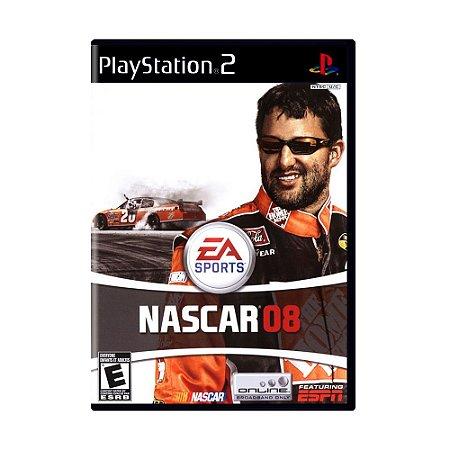 Jogo Nascar 08 - PS2