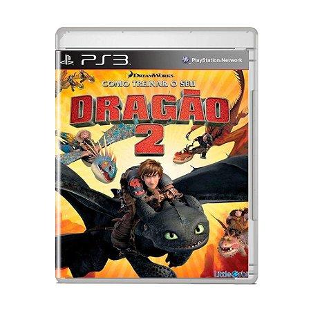 Jogo Como Treinar o seu Dragão 2 - PS3