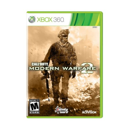 Jogo Call of Duty Modern Warfare 2 - Xbox 360