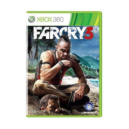 Jogo Far Cry 3 - Xbox 360