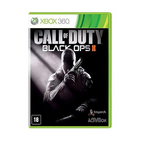Jogo Call of Duty: Black Ops II - Xbox 360