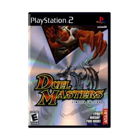 Jogo Duel Masters Limited Edition - PS2