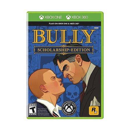Jogo Bully - Xbox 360