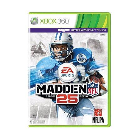 Jogo Madden NFL 25 - Xbox 360