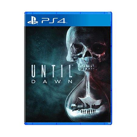 Jogo Until Dawn - PS4