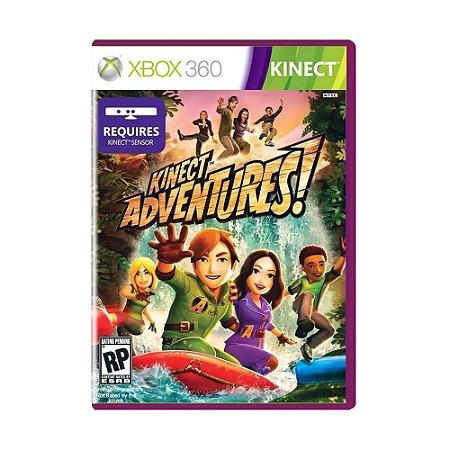 Jogo Kinect Adventures ( Capa Papelão ) - Xbox 360