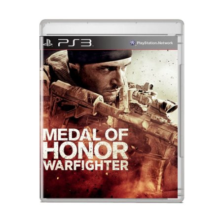 Jogo Medal of Honor Warfighter - PS3