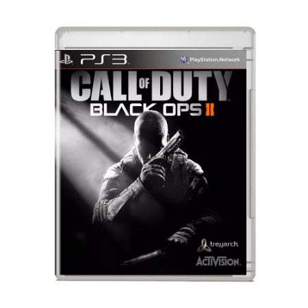 Jogo Call of Duty Black Ops II - PS3