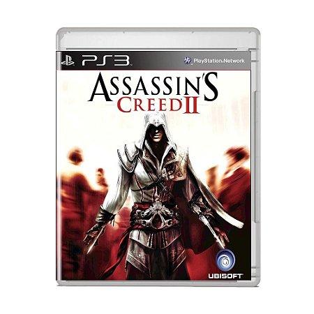 Jogo Assassin's Creed II - PS3