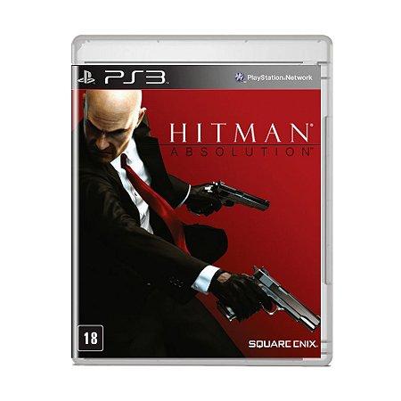 Jogo Hitman Absolution - PS3