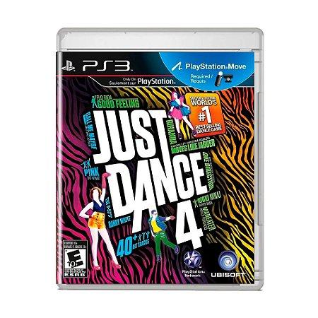Jogo Just Dance 4 - PS3