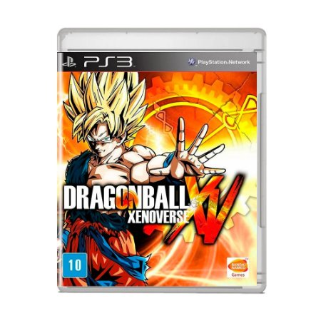 Jogo Dragonball: Xenoverse - PS3
