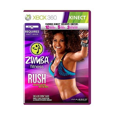 Jogo Zumba Fitness Rush - Xbox 360 [PAL]