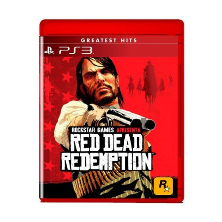 Jogo Red Dead Redemption (Greatest Hits) - PS3
