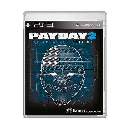 Jogo PayDay 2: Safecracker Edition - PS3