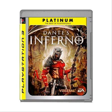 Jogo Dantes Inferno (Platinum) - PS3