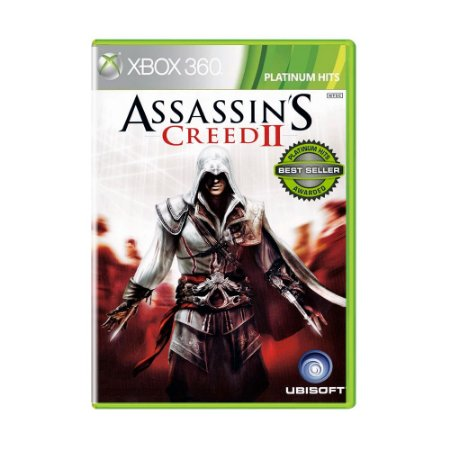 Jogo Assassin's Creed II (Platinum Hits) - Xbox 360