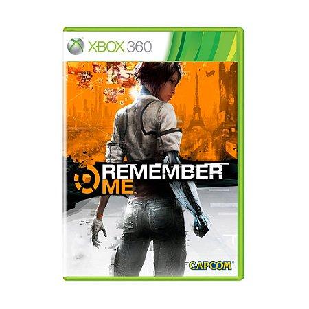 Jogo Remember Me - Xbox 360
