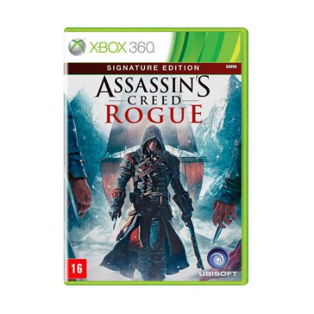 Jogo Assassin's Creed: Rogue - Xbox 360