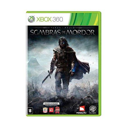 Jogo Terra-Média: Sombras de Mordor - Xbox 360
