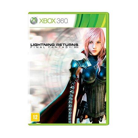 Jogo Final Fantasy XIII: Lightning Returns - Xbox 360