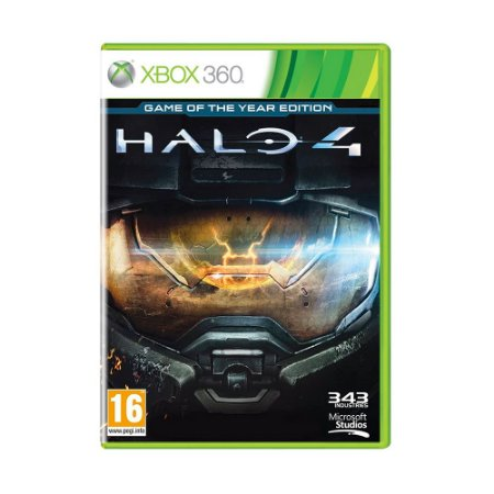Jogo Halo 4 - Xbox 360 [PAL]