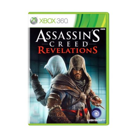 Jogo Assassin's Creed: Revelations - Xbox 360