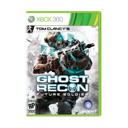 Jogo Tom Clancy's Ghost Recon: Future Soldier - Xbox 360