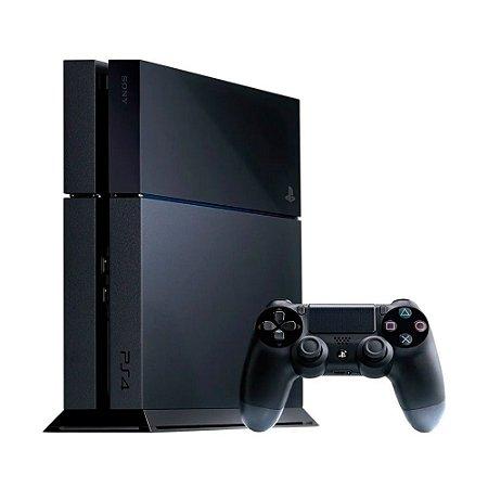 Console PlayStation 4 Fat 500GB - Sony