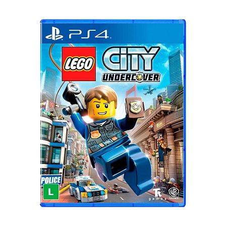 Jogo LEGO City Undercover - PS4