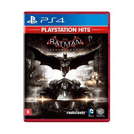 Jogo Batman: Arkham Knight - PS4