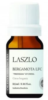 ÓLEO ESSENCIAL DE BERGAMOTA (LFC) 10,1ML - LASZLO
