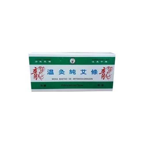 Moxa Bastão Artemisia - caixa com 10 unidades