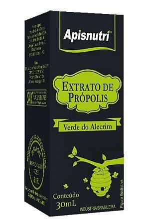 Extrato de Própolis Verde - 30ml - Apisnutri